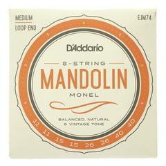 Daddario EJM74 Mandolin Set