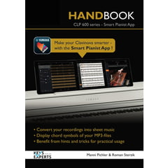 Keys Experts Verlag CLP-600 Smart Pianist Handbook