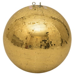 Eurolite Mirror Ball 50 cm gold