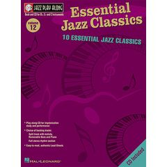 Hal Leonard Jazz Play-Along Essential Jazz