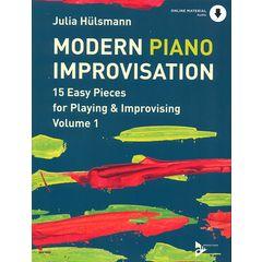 Advance Music Modern Piano Improvisation
