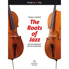 Bärenreiter The Roots Of Jazz Cello