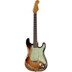 Fender 63 Strat Super Heavy Relic 3TS