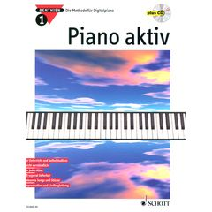Schott Piano Aktiv Vol.1 + CD