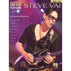 Hal Leonard Guitar Play-Along Steve Vai