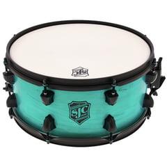"""SJC Drums 14""""x6,5"""" Pathfinder Snare Teal"""
