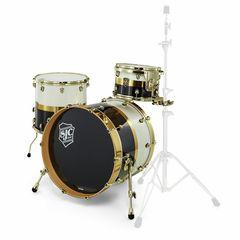 "SJC Drums Paramount 3-piece set ""Tuxedo"""