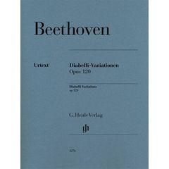 Henle Verlag Beethoven Diabelli-Variationen