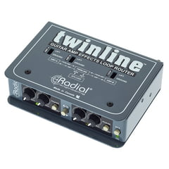 Radial Engineering Tonebone TwinLine Effects loop