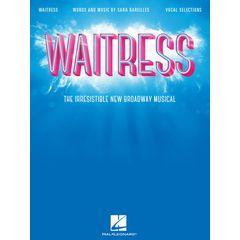 Hal Leonard Waitress Vocal Selections
