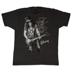Gibson Slash Signature T-Shirt M