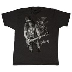 Gibson Slash Signature T-Shirt L