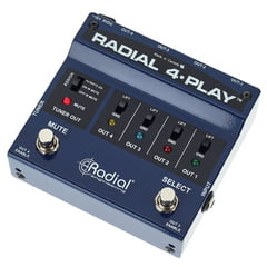 Radial Engineering 4Play