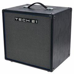 Tech 21 EX112 Blue Piping