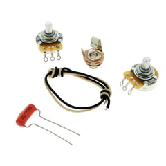 Allparts P-Style Bass Wiring Kit
