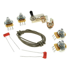 Allparts DC-Style Wiring Kit