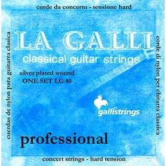 Galli Strings LG40 La Galli Classical Guitar