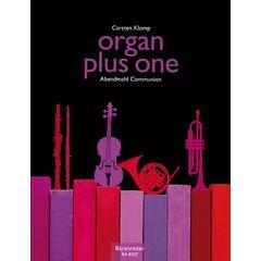 Bärenreiter Organ Plus One Communion