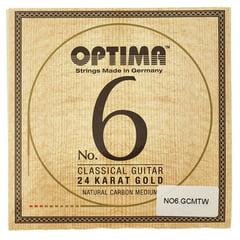 Optima NO6.GCMTW Gold/Carbon Set