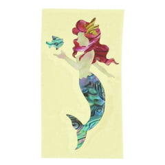 Jockomo Little Mermaid Inlay Sticker