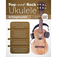 Elisabeth Pfeiffer Pop- und Rock Ukulele Schlag