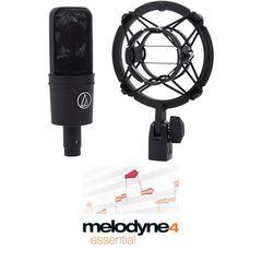 Audio-Technica AT4040 Melodyne essential Bdl
