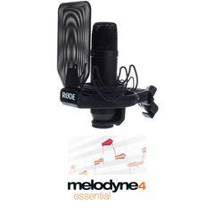 Rode NT1-Kit Melodyne essential Bdl