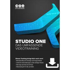 DVD Lernkurs Hands on Presonus Studio One