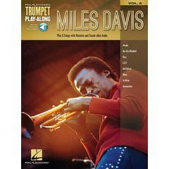 Hal Leonard Trumpet Play-Along Miles Davis