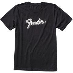 Fender Logo T-Shirt 3D Logo S