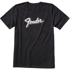 Fender Logo T-Shirt 3D Logo XXL