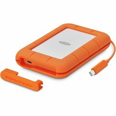 LaCie Rugged Thunderbolt USB-C 2TB