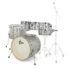 Gretsch Catalina Maple 7-piece Silver