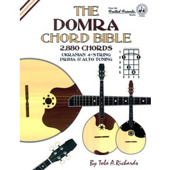 Cabot Books Publishing Domra Chord Bible