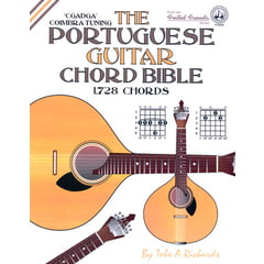 Cabot Books Publishing Portuguese Coimbra Chord Bible