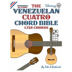 Cabot Books Publishing Venezuelan Cuatro Chord Bible