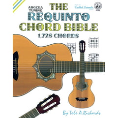 Cabot Books Publishing Requinto Chord Bible