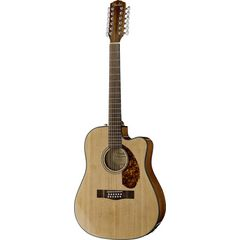 Fender CD-140SCE-12 WA Nat