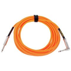 Ernie Ball Instrument Cable Neon Orange 6
