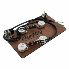 Emerson Custom Semi-Hollow Prewired Kit