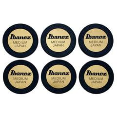 Ibanez PPA1M-BK Round Shape Pick Set