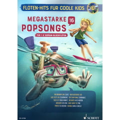 Schott Megastarke Popsongs 16 Rec
