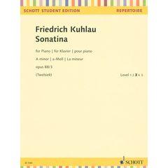 Schott Friedrich Kuhlau Sonatina
