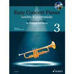 Schott Easy Concert Pieces Trumpet 3