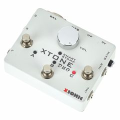 Xsonic Xtone Duo Interface/Foot Contr