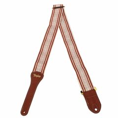 Taylor Academy Strap White/Brown
