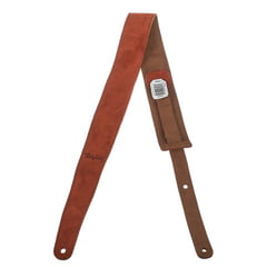 Taylor All-Suede Guitar Strap Honey G