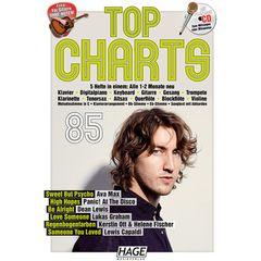 Hage Musikverlag Top Charts 85