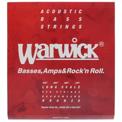 Warwick Acoustic Bass 4-String 045/105