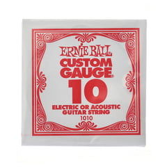 Ernie Ball 010 Single Slinky String Set